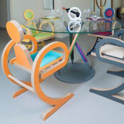 Chaises ELENA design et tendance en bois